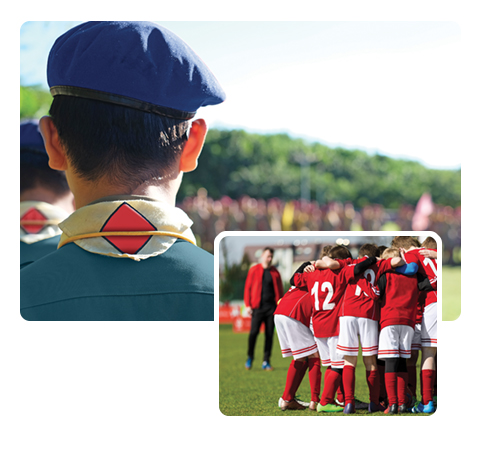 CURA Safeguading clubs football sports