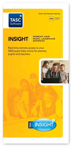 TASC INSIGHT parental engagement software timetable homework attendance mobile behaviour detention parents evening booking detention extra class contact update grading assessment school report