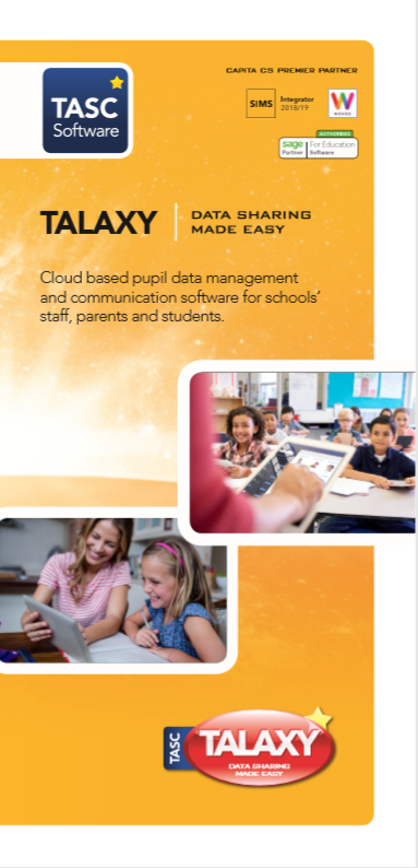 TALAXY product leaflet