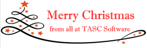 Merry Christmas from TASC Software Solutions Ltd